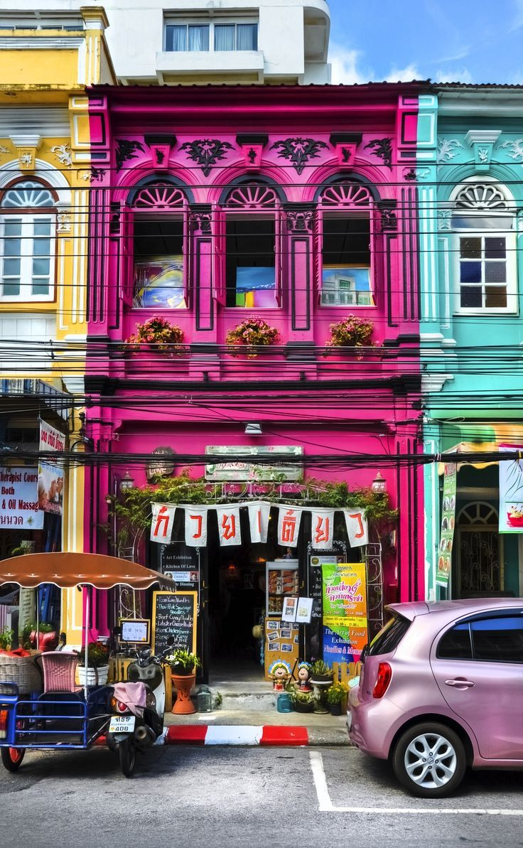 Love street photography? Don't forget to visit Phuket Old Town area to take some cool pictures of heritage buildings!   Cr: World Travel (@travel) | Twitter