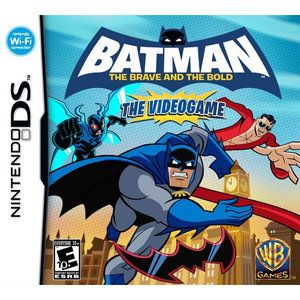 Batman The Brave And The Bold Ds Nintendo Ds Brave And The Bold