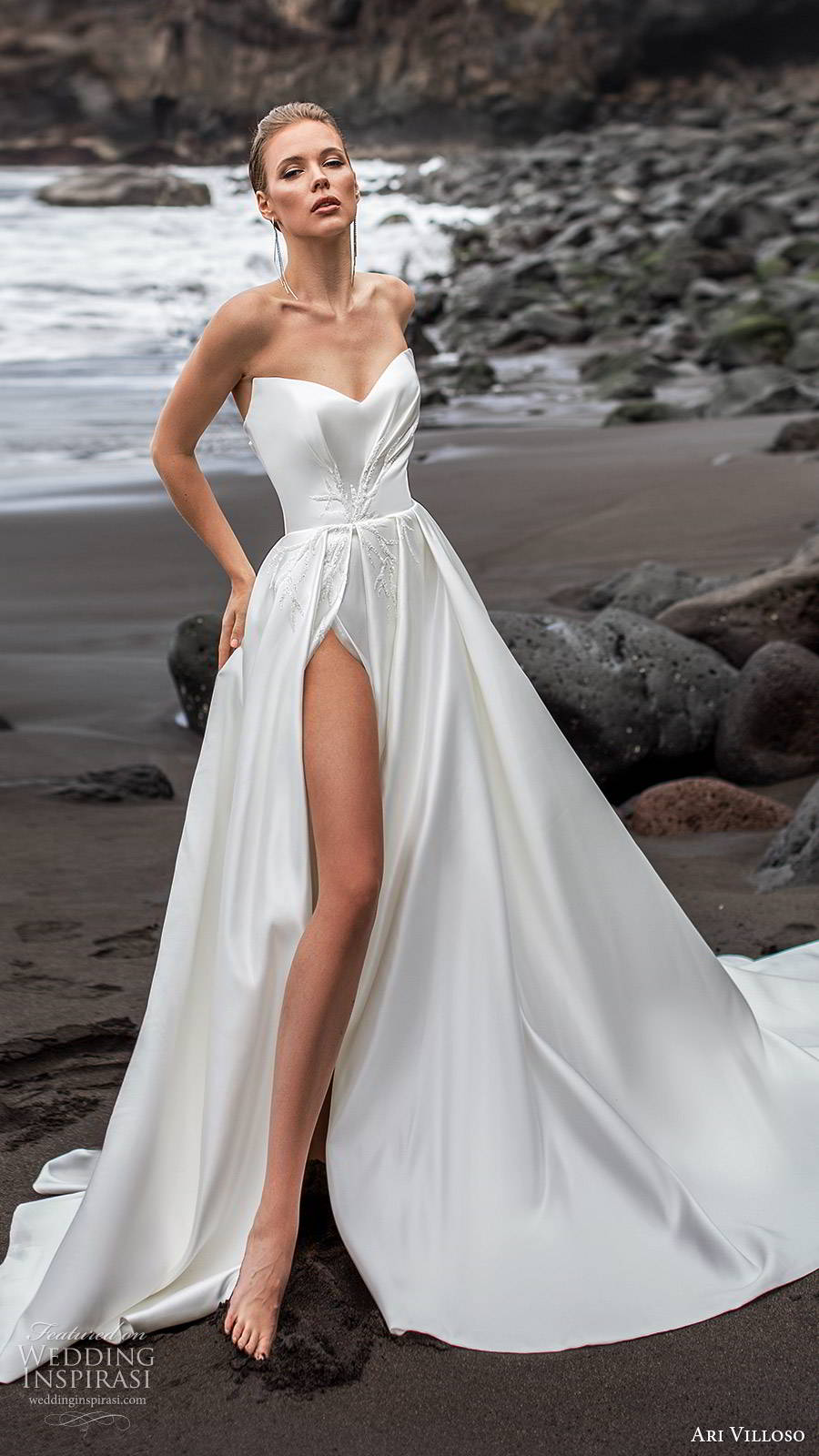 "Ari Villoso 2020 Wedding Dresses — ""Feel Yourself"" Bridal Collection | Wedding Inspirasi – WEDDING DRESS"