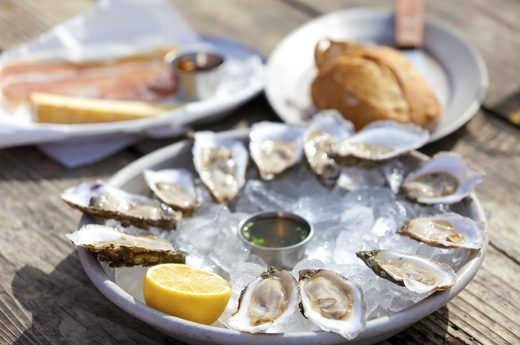 4. Oysters