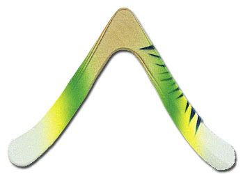 Seagull Boomerang from Colorado Boomerangs - Made in the USA!