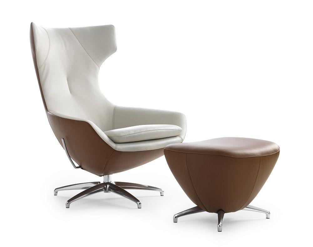 carruzzo fauteuil leolux