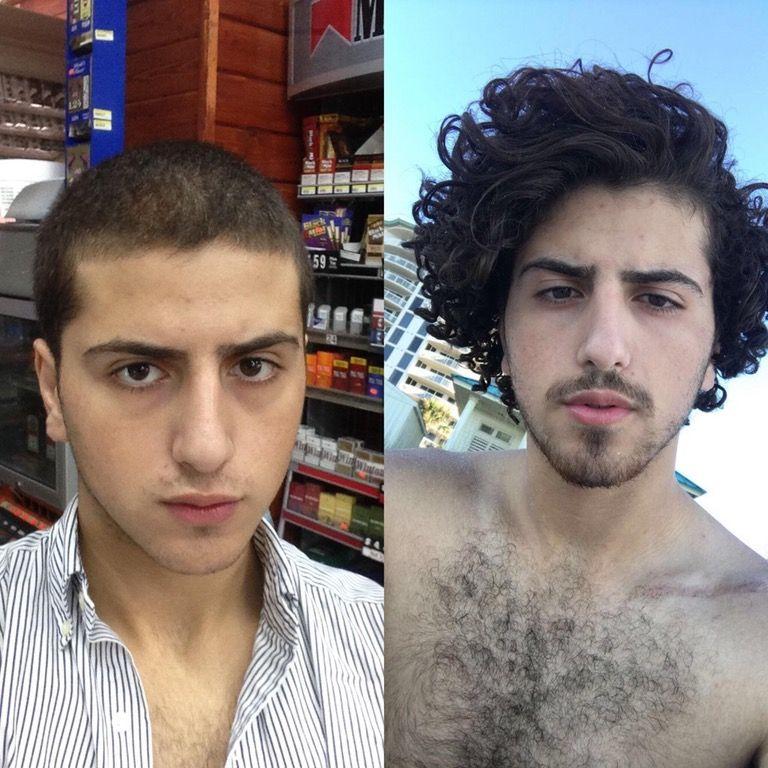 Curly Hair For Men Curly Hair Natural Hair Men Hair Inspiration Growth Rizos Cabelo Cacheado Mascul Curly Hair Men Natural Hair Men Mens Hairstyles