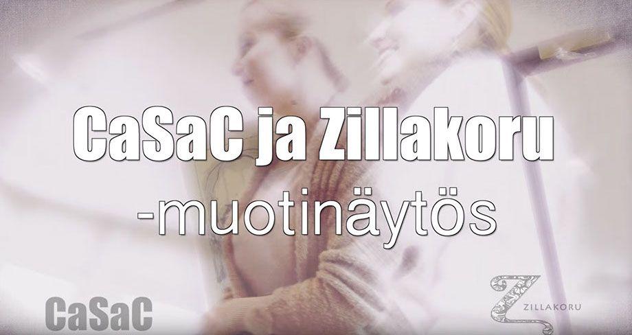 CaSaC muotia ranskasta & italiasta - rakkaudella!