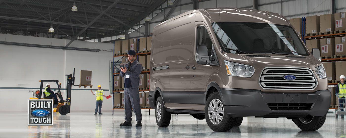 2015 Transit Ford Transit Cargo Van Vans