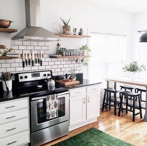 the best kitchen backsplashes on Instagram Kitchen backsplash