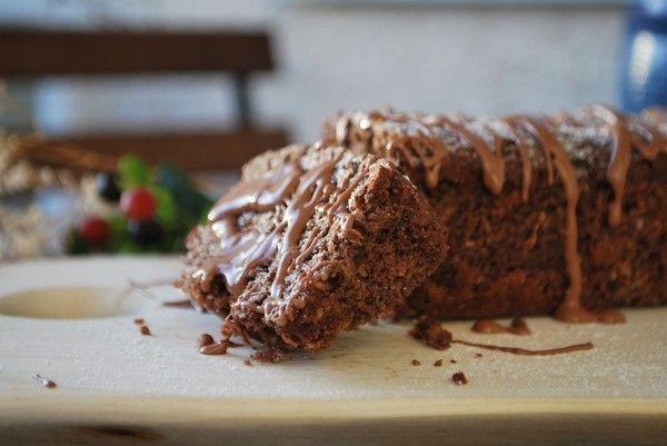 Mjuk chokladpepparkaka -