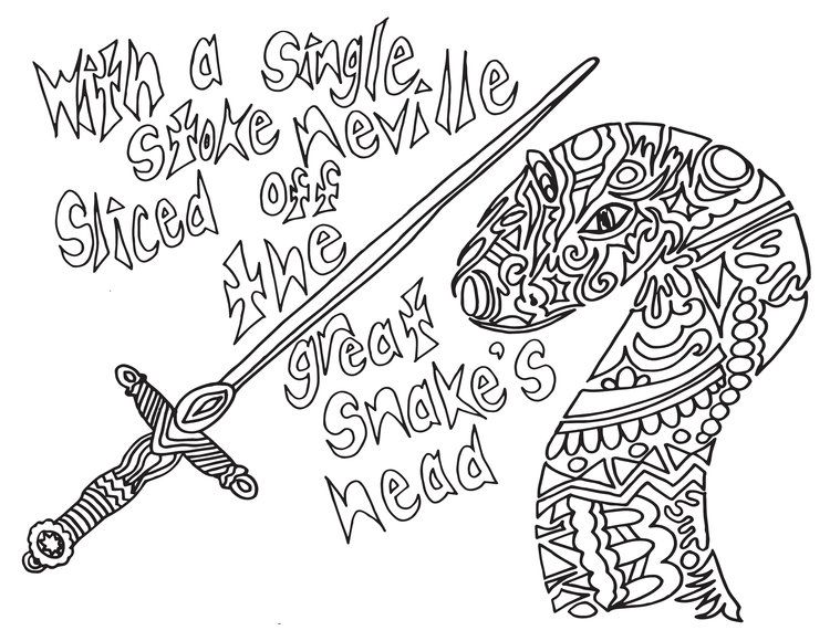 Free Nevill Quote Coloring Page Free Coloring Page Neville Longbottom Nevil Quote Coloring Pages Free Printable Coloring Free Printable Coloring Pages