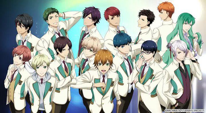 High School Star Musical Season 3 - Starmyu 3rd Season, Koukou Hoshi Kageki 3rd Season