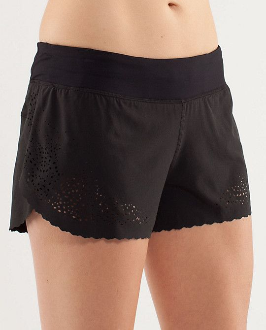 f0bdf805a5 LuLu Lemon marathon shorts! Chafe-resistant