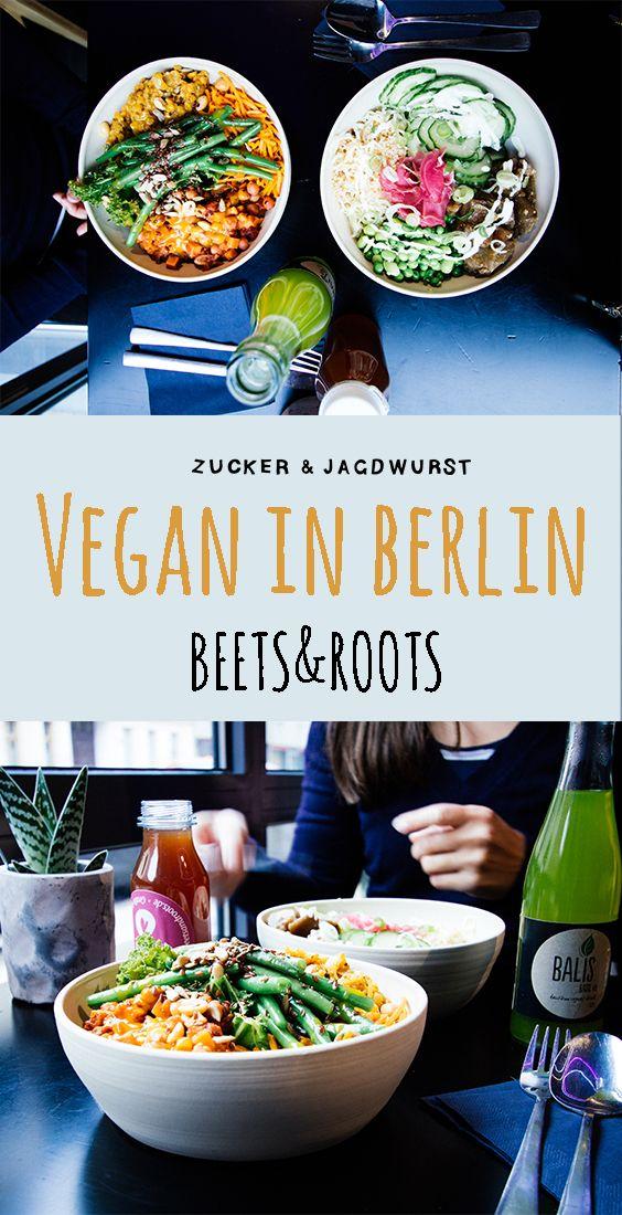 Vegan Food in Berlin: The Beets&Roots serves vegan and vegetarisch ...