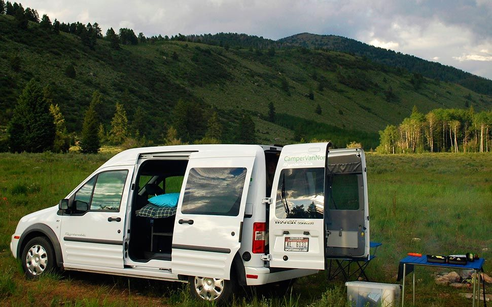 Campervan Rentals For The Usa And Canada Campervan North