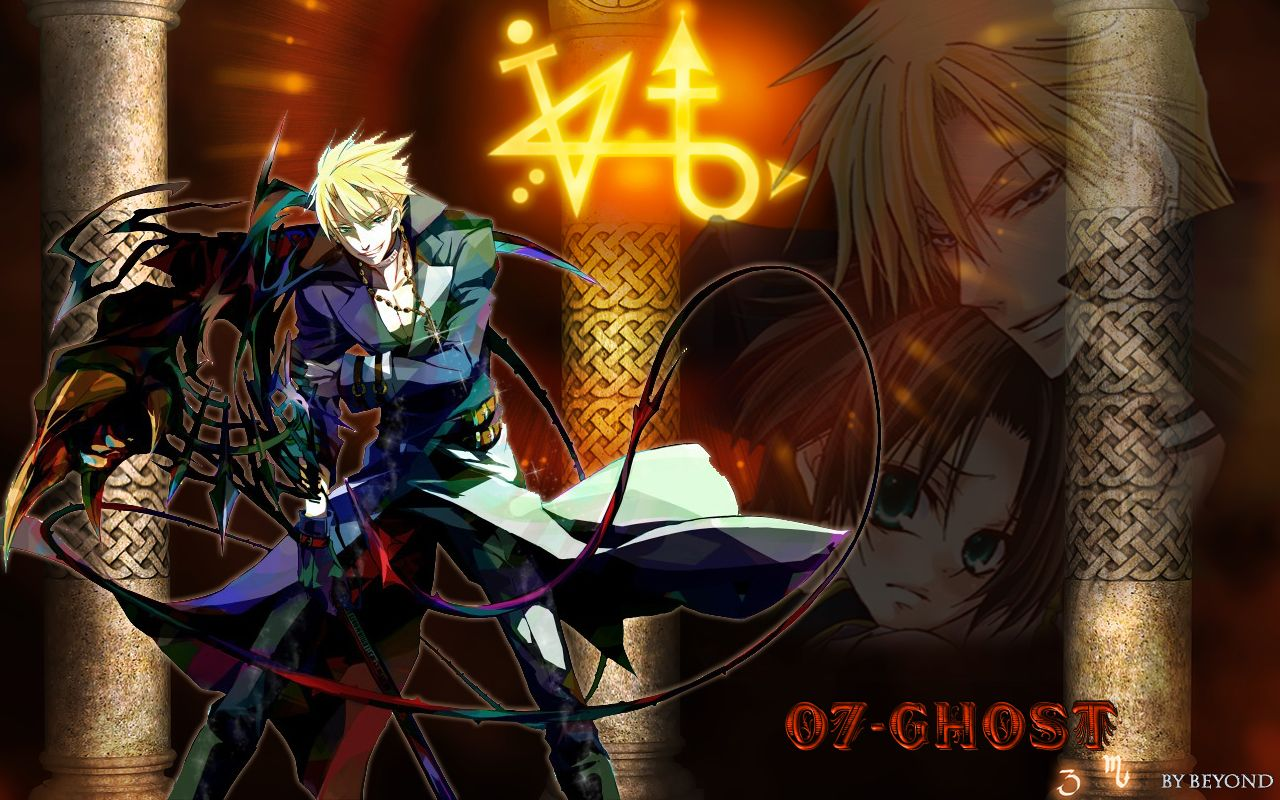 Tags Fanart Wallpaper 07 Ghost Teito Klein Frau 07 Ghost