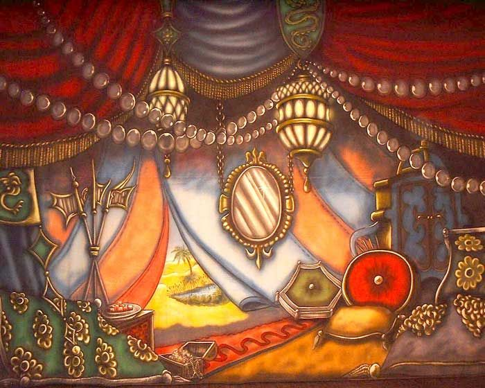 Explore Aladdin School Projects And More