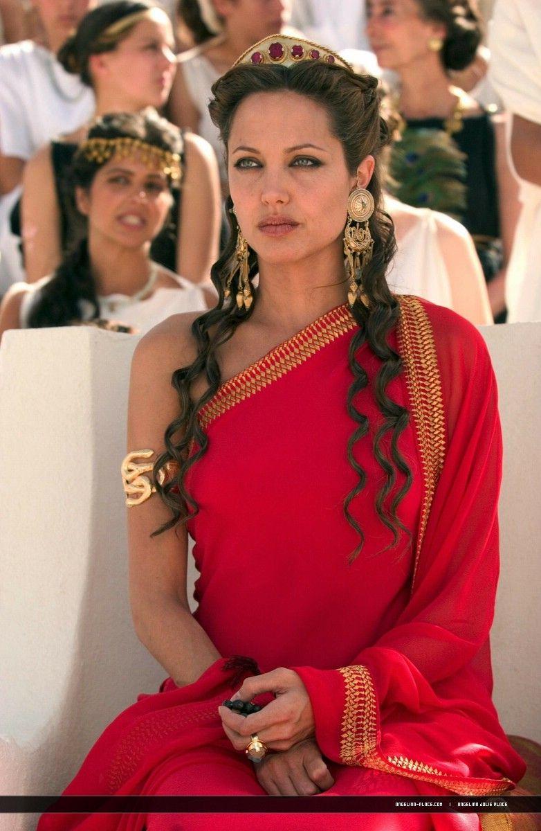 Alexander Movie Still Promotional 2004 Angelina Jolie