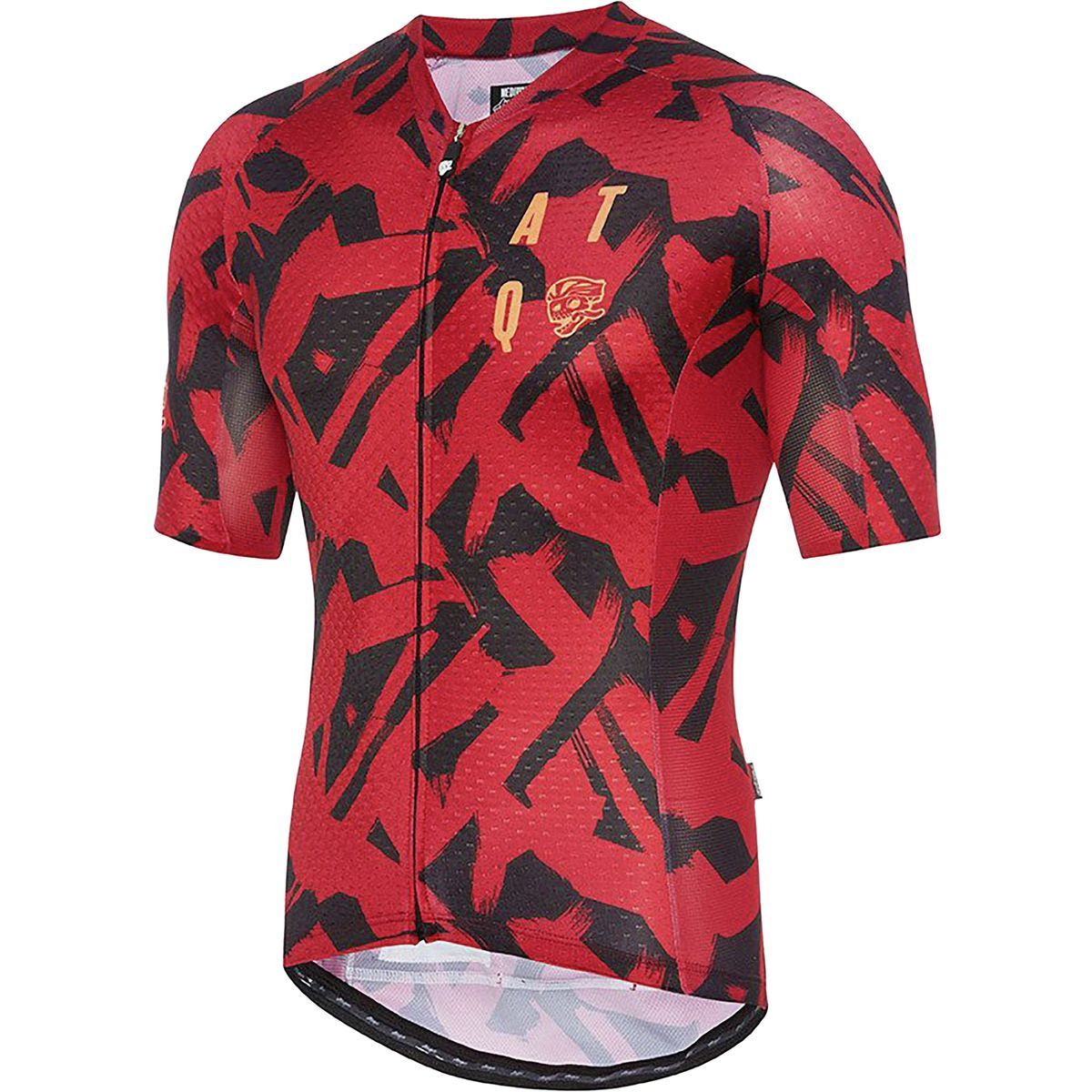 Attaquer Core Brush Jersey Short-Sleeve Chilli Pepper L  280f8652d