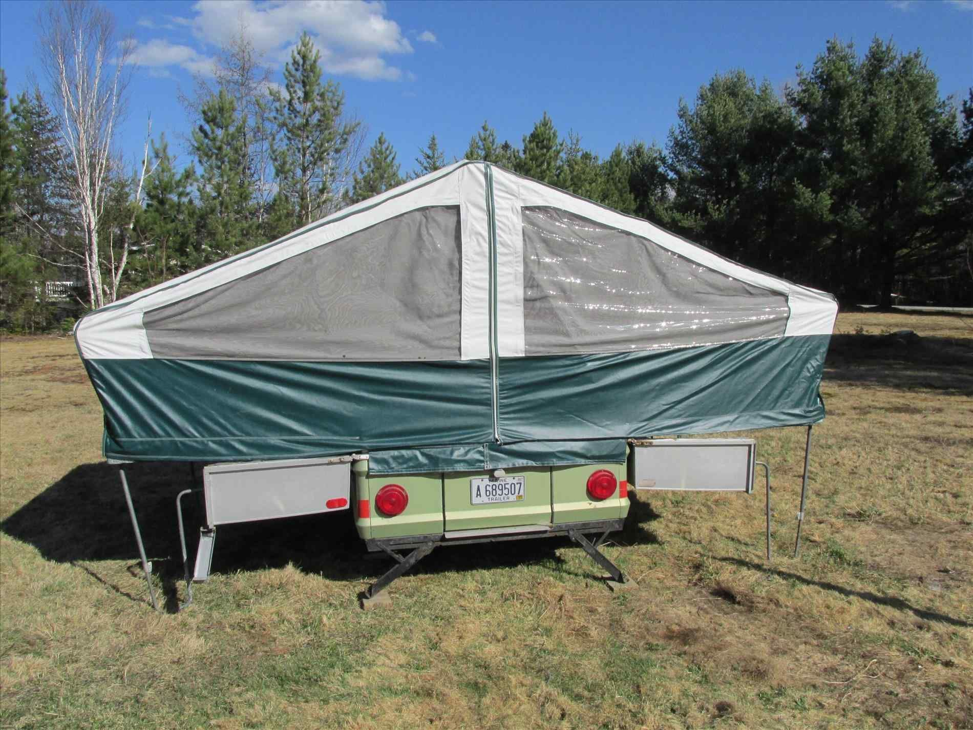 25 Awesome Small Pop Up Camper Trailer Ideas for ...