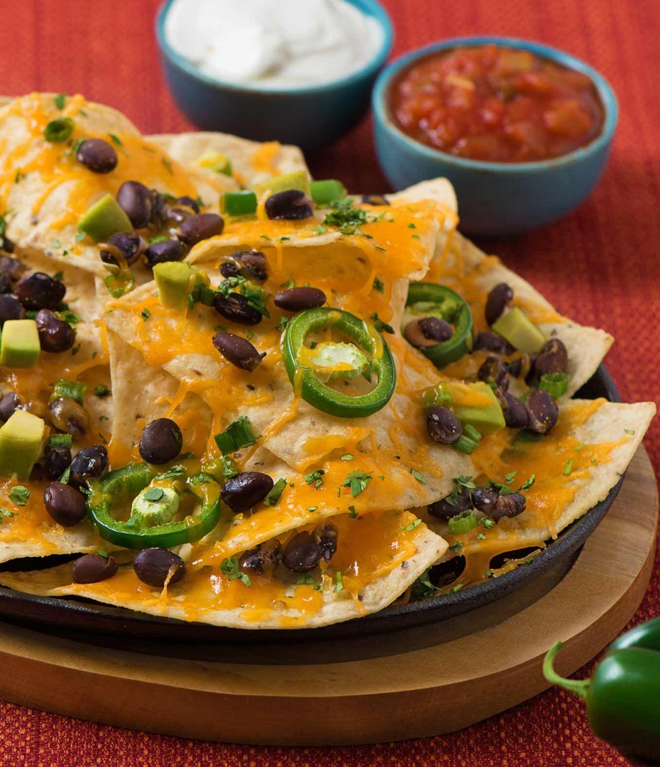 Best ever nachos recipe organic valley recipe