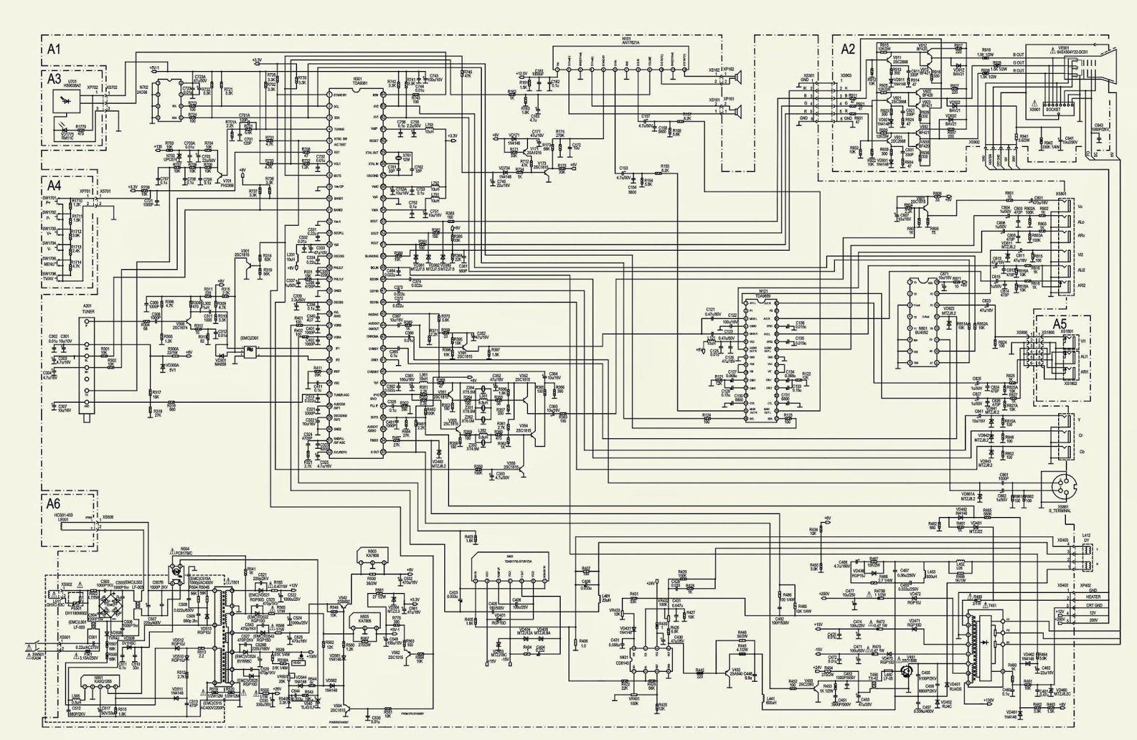 Akai Tv Schematic Diagram Trusted Wiring Diagrams Skema Samsung Ln26b350f1 Ln32b350f1 Tft Lcd Circuit Auto Electrical U2022 Ge