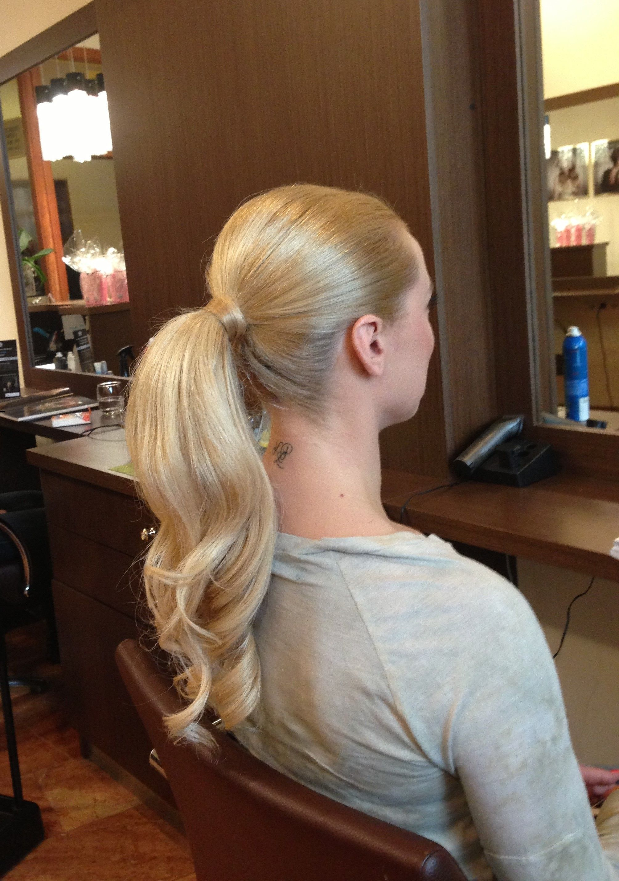 Gorgeous Ponytail Hairstyles for Long Hair In 2020 | Stylezco
