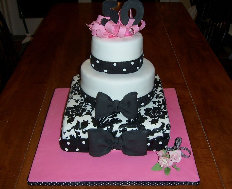 50th birthday cake ideas Google Search cakes Pinterest