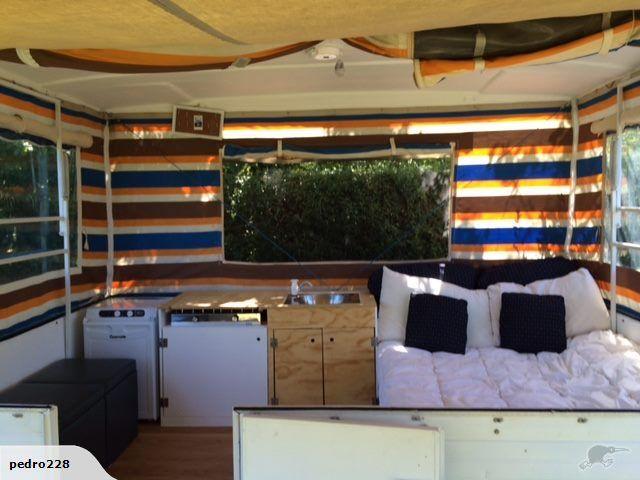 Sprite Hardtop Caravan Renting A House Caravan Renovation Pop Up Tent Trailer