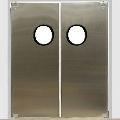 Eliason Dsp 3 48 48 Double Door Opening Easy Swing Door