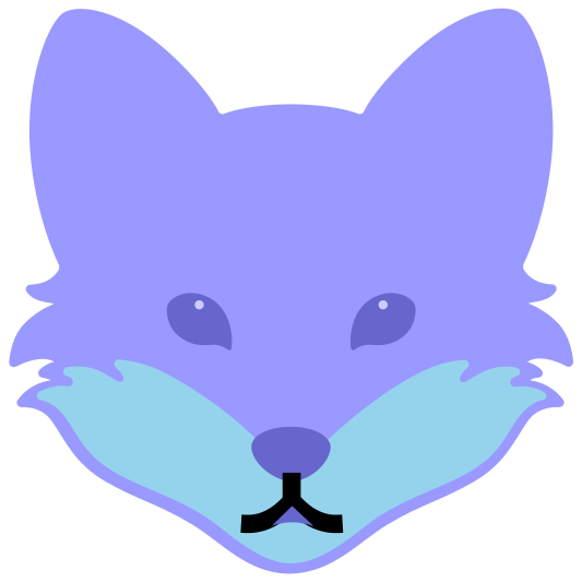 Fox Face Made with the Kwippe app MadeWithKwippe the