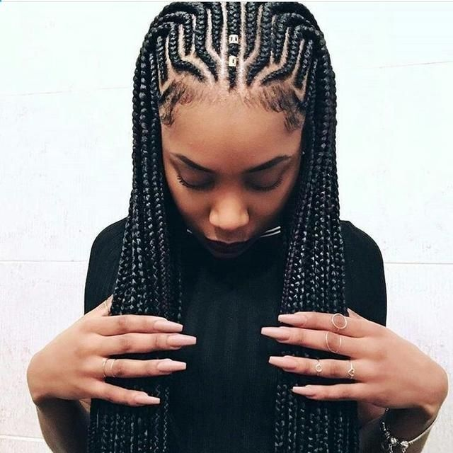 35 Best Braid Styles You Ve Ever Wanted Fashion Ghana Braids Hairstyles African Braids Hairstyles Cornrow Hairstyles