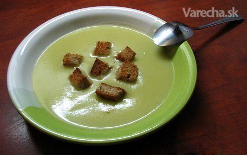 Cukinová polievka (fotorecept)