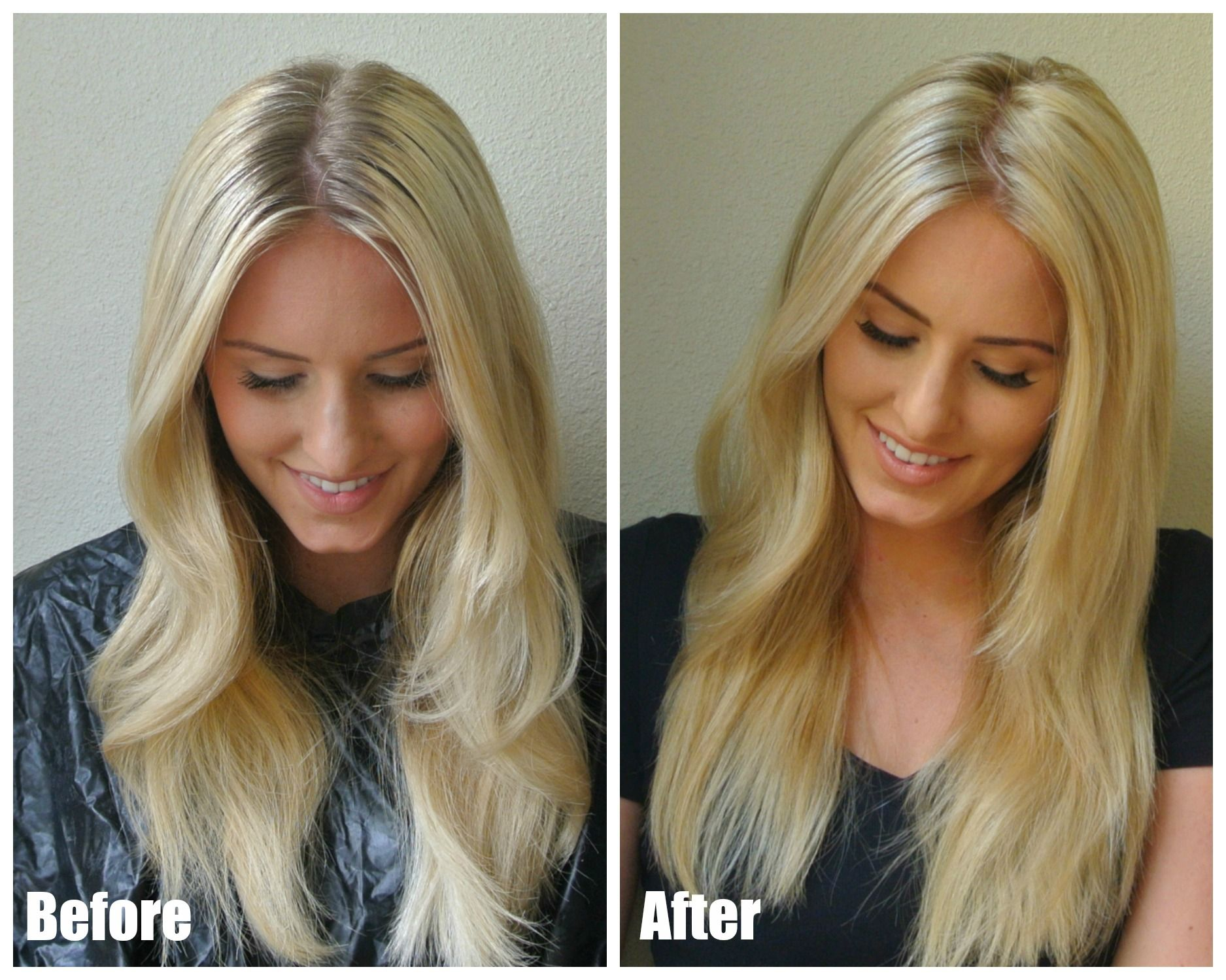 Tutorial On How To Highlight Hair At Home Using Stuff From Sallys