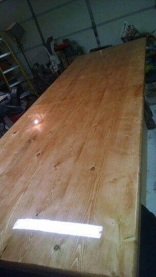 Epoxy 2x6 Countertop Countertops Home Diy Home Decor