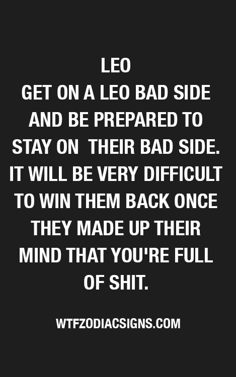 horoscope leo meme