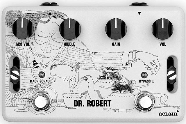 Newly added: Aclam Products for Guitar (@aclamproducts) Dr Robert