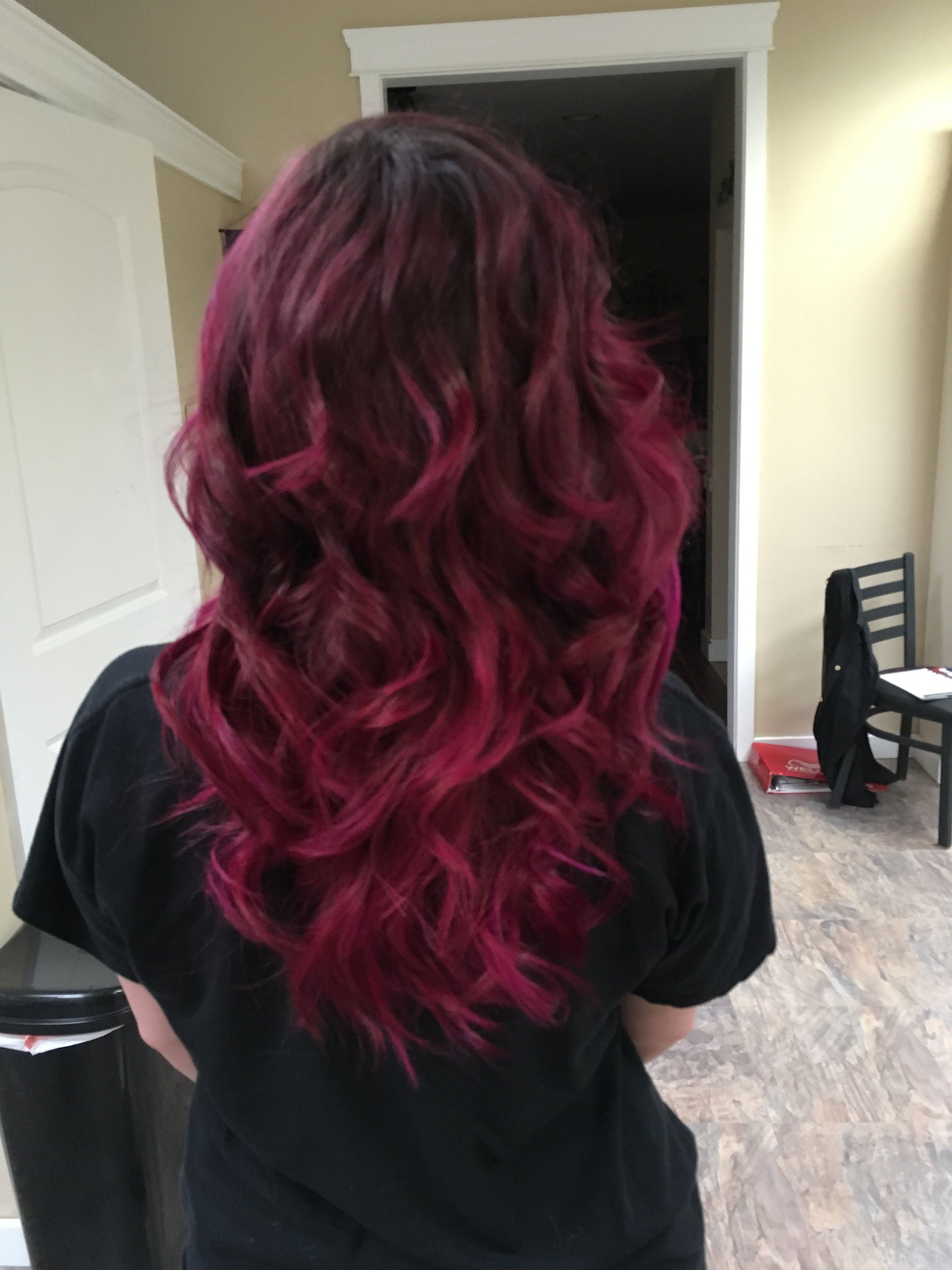 Joico hair color tags color jocio joico - Joico Color Intensity Magenta Ends Wella Color Touch Roots 44 65