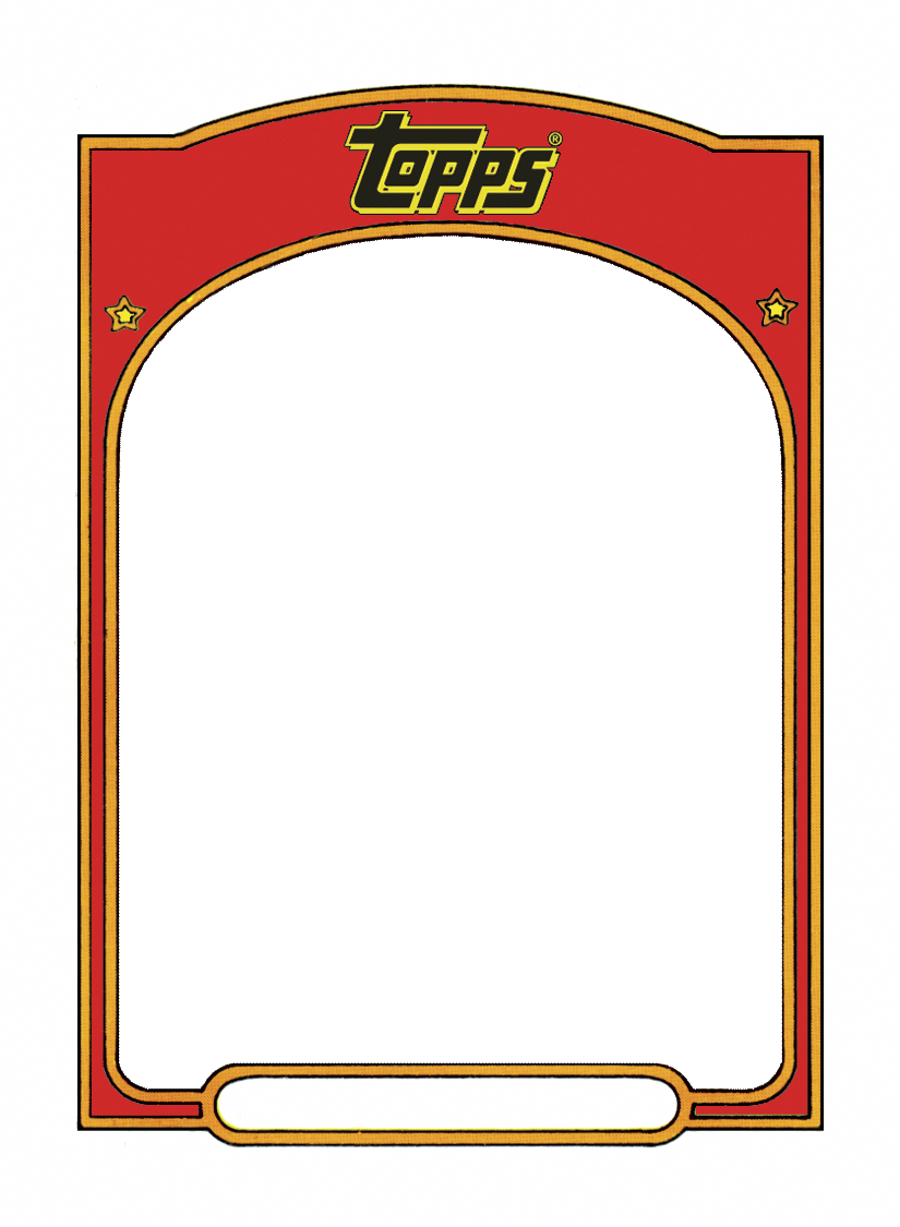 Sports Trading Card Templet Scrapbookinglayoutshockey Trading Card Template Baseball Card Template Baseball Trading Cards