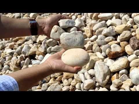 Goose Egg Stones Decorative Gravel Stone Decor Rock Decor