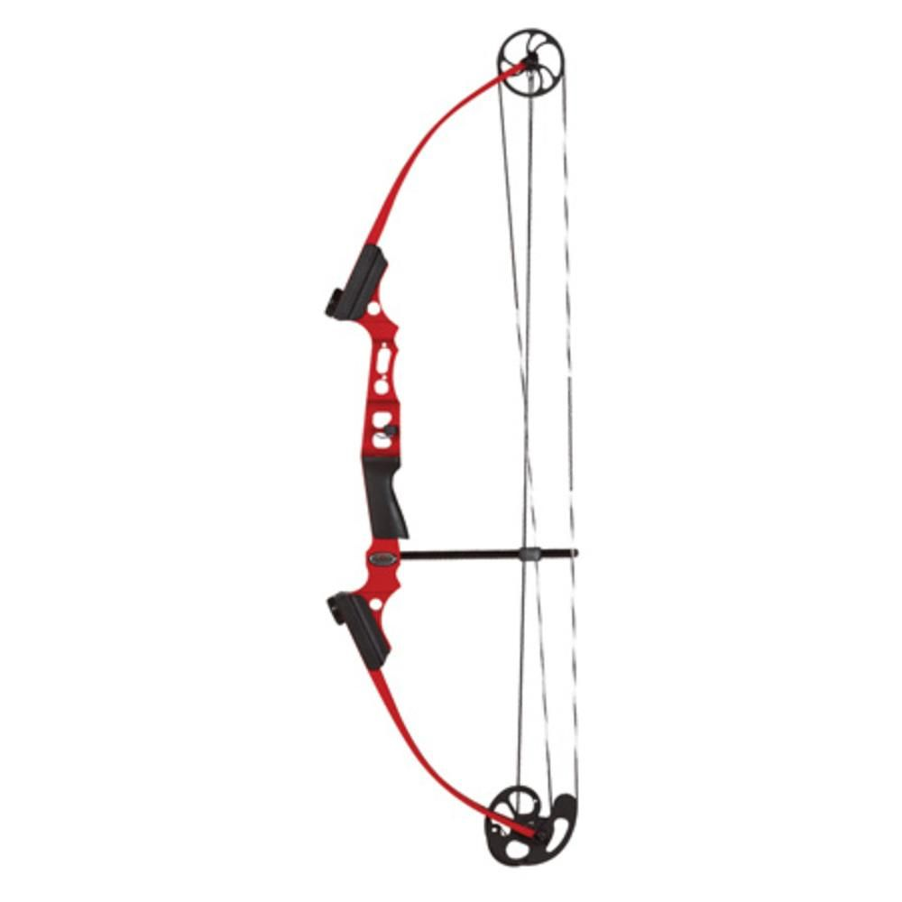 Genesis Mini Lefthand Bow Red Mini Bows Best Compound Bow Archery Inspiration