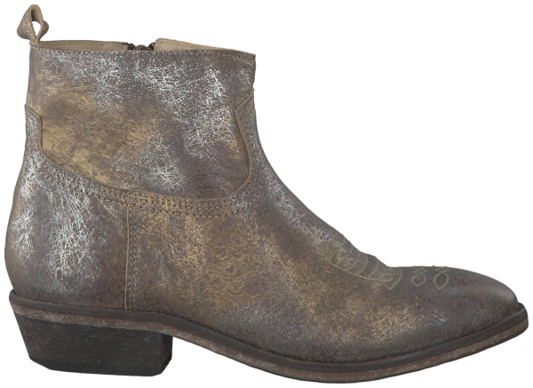 Catarina Bottes Martins Plat Couleur Taupe lpPJ7byt