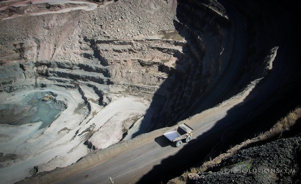 #Mining companies must monitor their environmental impact. See our #DustControl Solutions:  http://www.soilsolutions.com/our-solutions/dust-control/