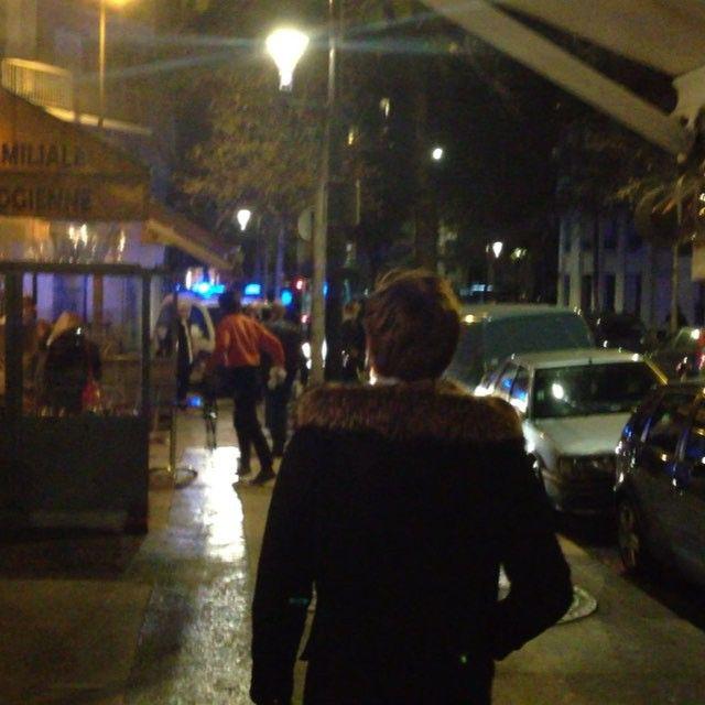 Near #shooting #breaking #paris