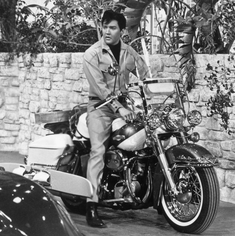Elvis in
