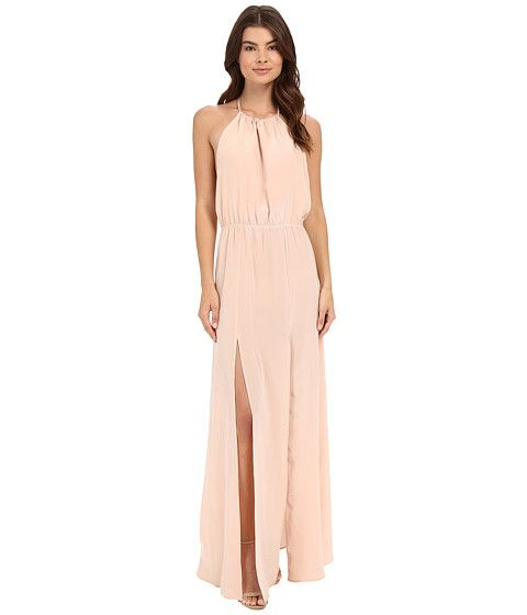 Stone Cold Fox Onyx Gown Dusty Rose - 6pm.com