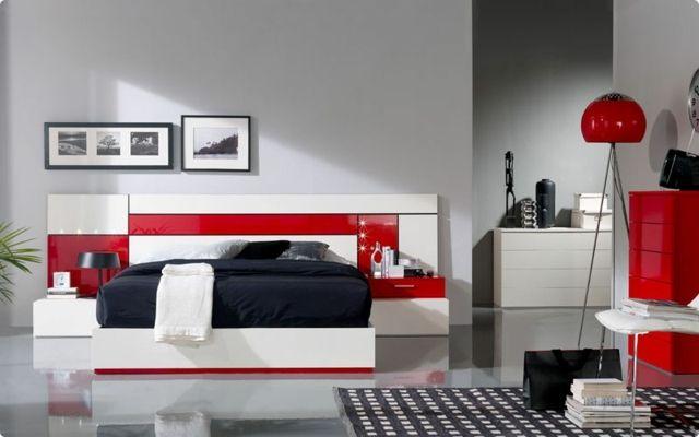 99 idées déco chambre à coucher en couleurs naturelles Rangement