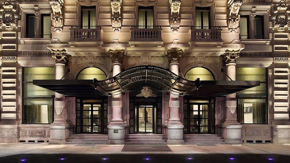 Milan City Guide Inside Milans Reopened Excelsior Hotel
