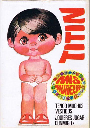 BRUGUERA s. 2 Titin - Carmen m. p, - Álbumes web de Picasa