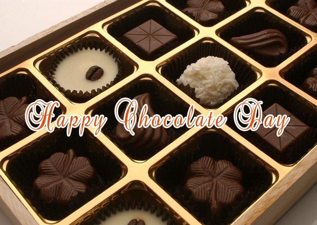 Happy Chocolate Day 2018 Download Beautiful Hd Images Quotes Wallpapers Happy Chocolate Day Chocolate Day Happy Valentines Day Cool chocolate hd wallpapers