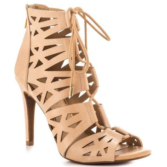 d0fe5175e98 Jessica Simpson Emerita heels Nude Jessica Simpsons Jessica Simpson Shoes  Heels