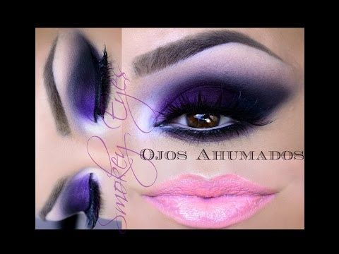 auroramakeup -Ojos Ahumados Economico   Smokey eye (ENGLISH