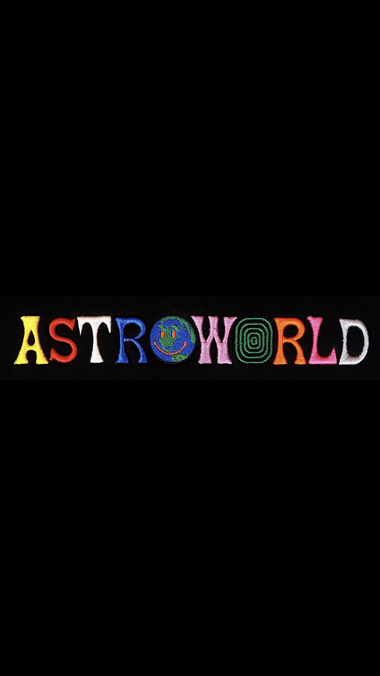 Astroworld Logo Iphone wallpaper travisscott astroworld